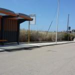 Fermata autobus - Via Funtana Cherchi